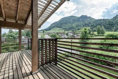 Maison de vacances moderne au Tyrol près du domaine skiable