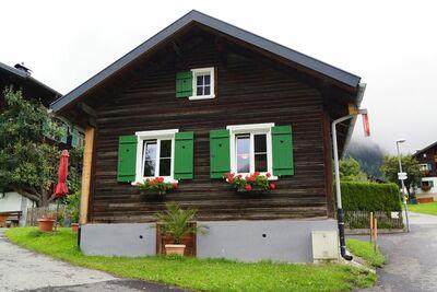 Maison de vacances cosy près des pistes de Sankt Gallenkirch