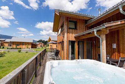Chalet de luxe avec sauna et jacuzzi à Murau