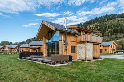 Maison de vacances vintage près de Murau avec terrasse