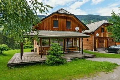 Maison de vacances à Sankt Georgen près du domaine skiable
