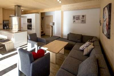 Chalet moderne en bois à Sankt Georgen ob Murau avec  sauna infra rouge