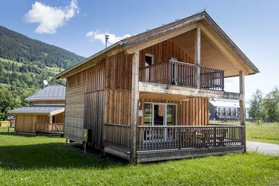 Chalet confortable à Sankt Georgen sur les pistes de ski