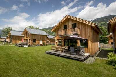 Chalet-appartement à Sankt Georgen ob Murau avec sauna