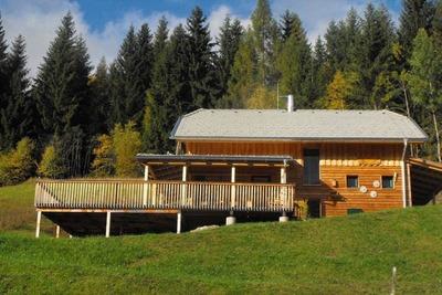 Maison de vacances de luxe en Styrie avec terrasse