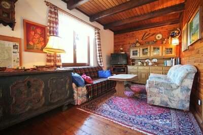 Maison de vacances confortable près du domaine skiable à Arriach