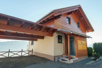 Maison de vacances spacieuse avec sauna à Bodensdorf