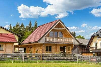 Maison de vacances confortable à Finkenstein près du lac