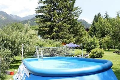 Gîte spacieux avec piscine à Hermagor-Pressegger See
