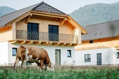 Belle maison de vacances à Rattendorf avec jardin