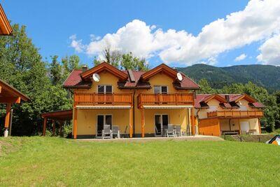 Chalet de luxe à Kötschach-Mauthen près du domaine skiable