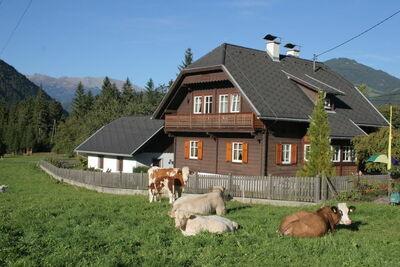 Maison de vacances paisible à Kleblach-Lind avec sauna