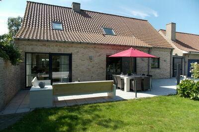 Villa moderne à Diksmuide avec sauna
