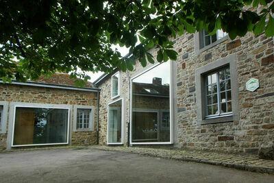 Maison de vacances de luxe à Daverdisse avec terrasse