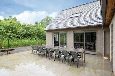 Luxueuse maison de vacances avec saunas dans la Somme-Leuze