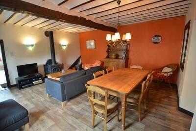 Maison de vacances paisible à Stavelot près de Forest