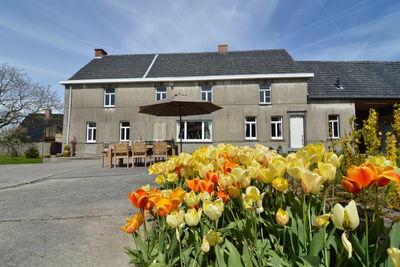 Maison de vacances élégante avec jardin dans les Ardennes