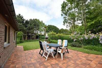 Maison de vacances confortable à Bredene près de la mer