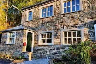 Charmante maison de vacances avec jardin à Durbuy