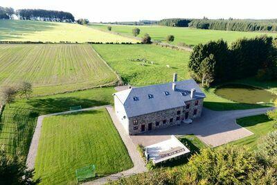 Maison rénovée avec sauna à Gouvy dans les Ardennes