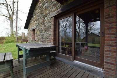 Maison de vacances douillette à Houffalize avec jardin