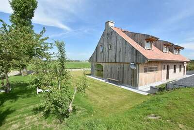 Superbe maison de vacances avec terrasse à Diksmuide