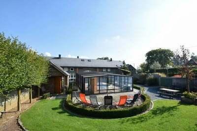 Maison de vacances de luxe à Vielsalm avec sauna