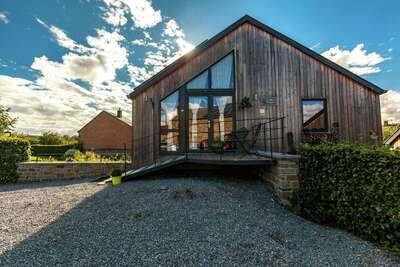 Charmante maison de vacances à La Roche-en-Ardenne. Jardin