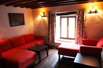 Maison de vacances vintage avec cheminée à Houffalize