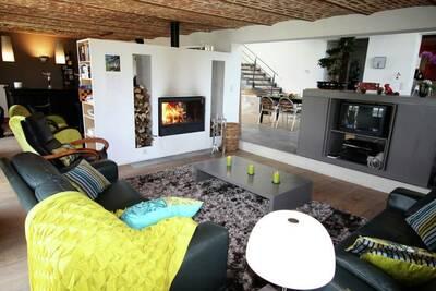 Maison de vacances avec jardin dans le Limbourg, Belgique