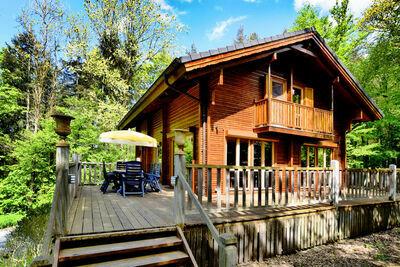 Magnifique chalet avec sauna près de la forêt à Durbuy