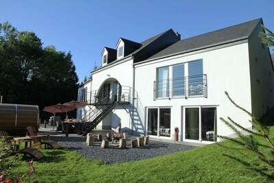 Villa luxueuse à Houffalize avec sauna