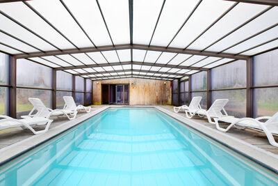Villa de luxe avec piscine privée et sauna à Durbuy