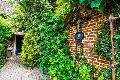 Superbe maison de vacances avec jardin à Maasmechelen