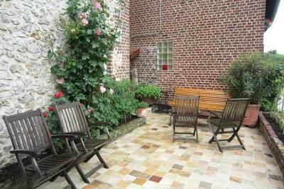 Maison de vacances à Voeren avec terrasse