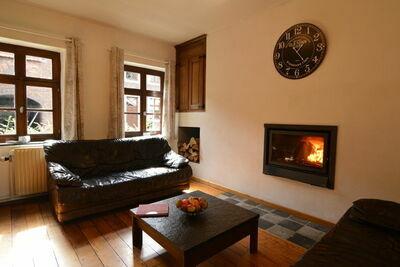 Maison de vacances spacieuse avec jardin à Voeren