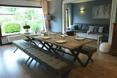 Luxueuse maison de vacances à Hamoir avec terrasse