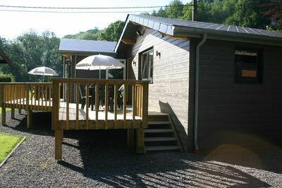 Chalet confortable à Ferrières avec jardin privé