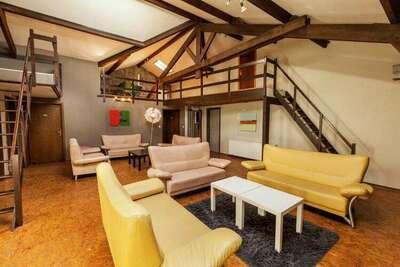 Maison de vacances de luxe à Ouffet avec sauna