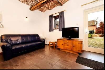 Confortable maison de vacances avec terrasse à Richelle