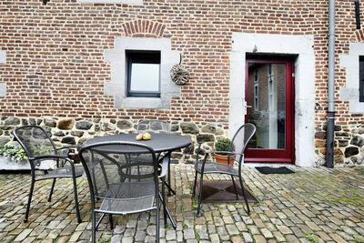 Magnifique maison de vacances à Richelle avec terrasse