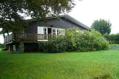Confortable chalet avec jardin à Bütgenbach près du lac