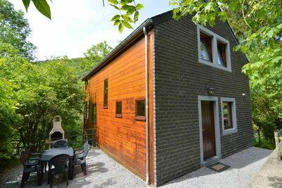 Maison de vacances agréable à Sougné-Remouchamps avec jardin