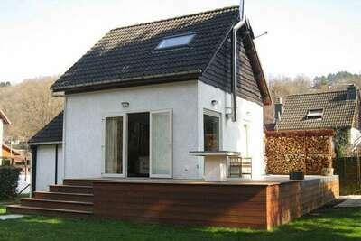 Luxueuse maison de vacances à Sougné-Remouchamps avec jardin