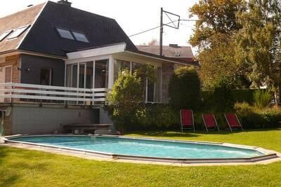 Belle maison de vacances à Waimes avec sauna