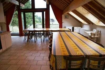 Maison de vacances confortable près de la forêt à Waimes