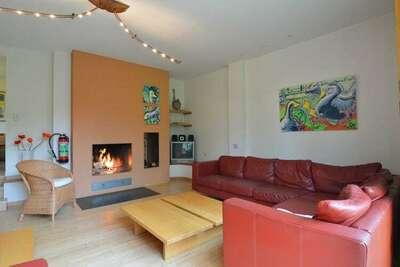 Villa luxueuse avec sauna à Robertville