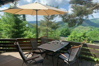 Maison de vacances moderne à Stavelot avec terrasse