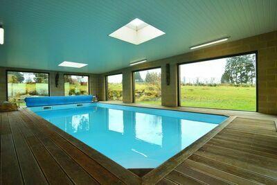 Maison de vacances moderne à Jalhay avec sauna