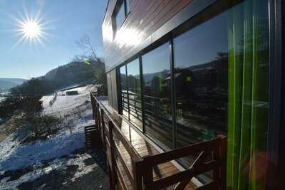 Maison de vacances moderne avec sauna à Stavelot